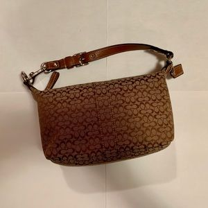 Like-new Coach Purse